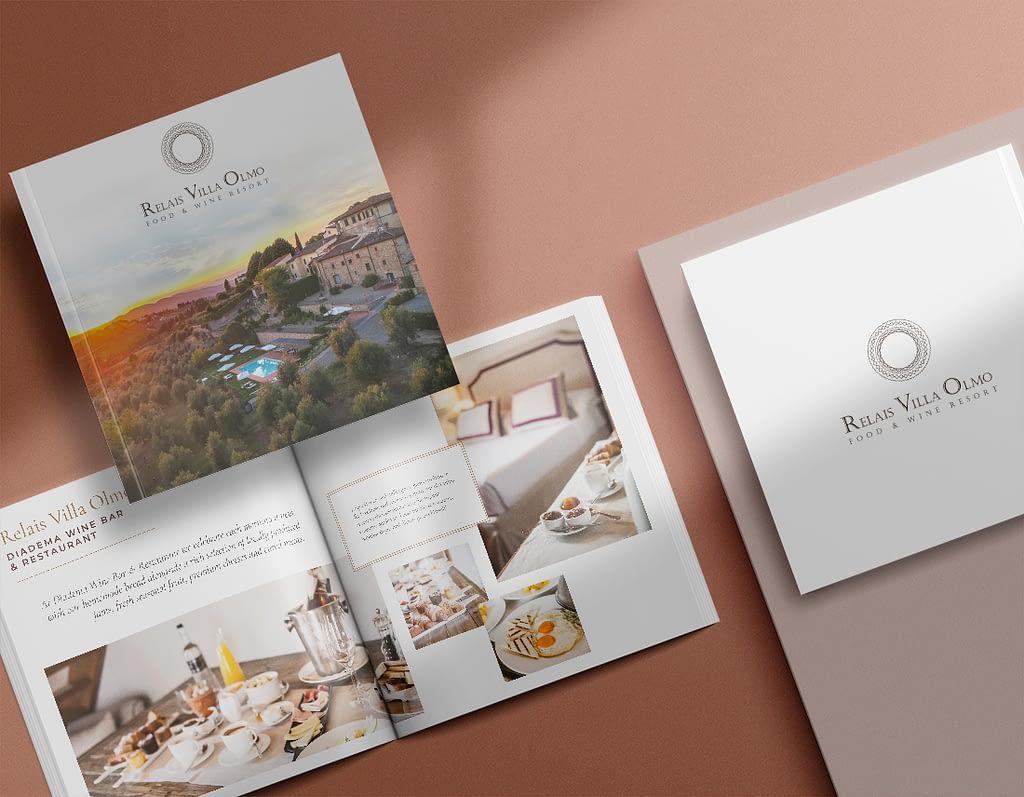 Brochure Relais Villa Olmo