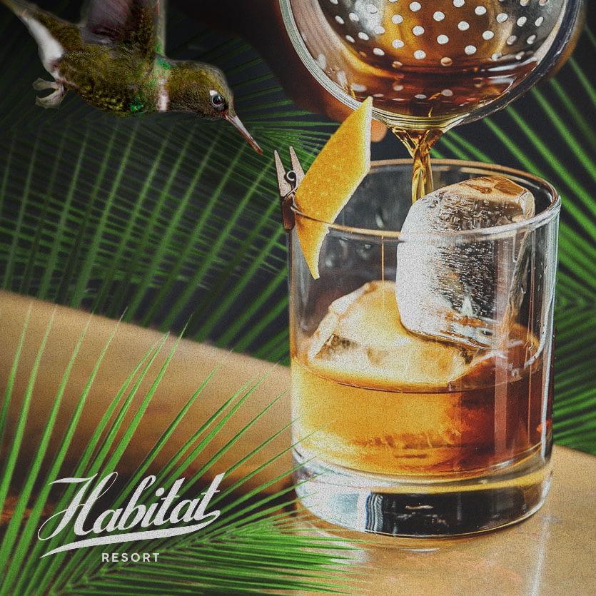 habitat resort social media profilo instagram
