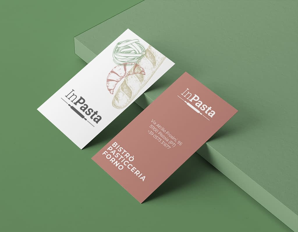 Inpasta Business Card