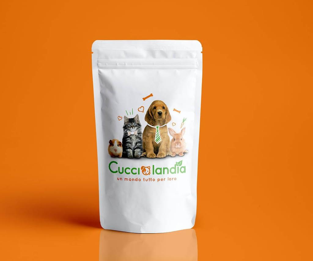 Packaging Cucciolandia